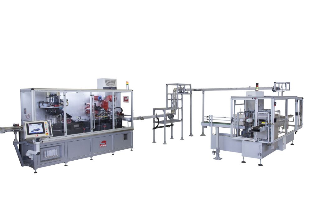Spreafico Automation introduce la linea completa per il confezionamento di caffè e solubili